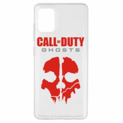 Чохол для Samsung A51 Call of Duty Ghosts