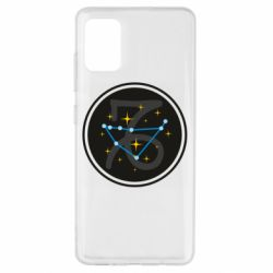 Чехол для Samsung A51 Capricorn constellation