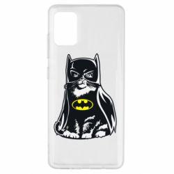 Чохол для Samsung A51 Cat Batman