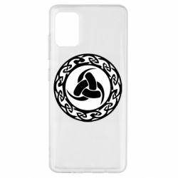 Чохол для Samsung A51 Celtic knot circle