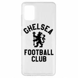 Чохол для Samsung A51 Chelsea Football Club