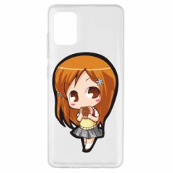 Чохол для Samsung A51 Chibi Orihime Bleach