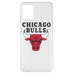 Чехол для Samsung A51 Chicago Bulls Classic