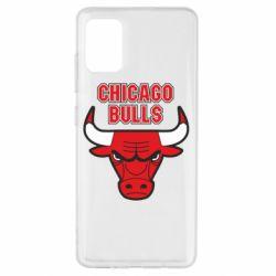 Чохол для Samsung A51 Chicago Bulls vol.2