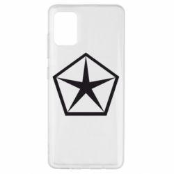 Чехол для Samsung A51 Chrysler Star