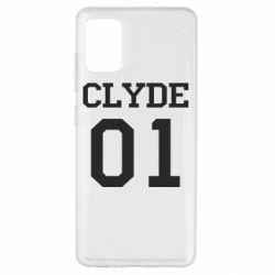 Чехол для Samsung A51 Clyde 01
