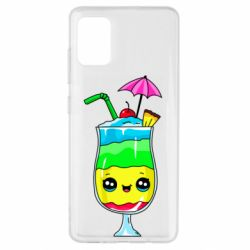 Чохол для Samsung A51 Cocktail 1