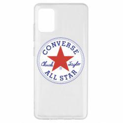 Чохол для Samsung A51 Converse