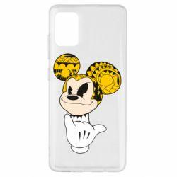 Чохол для Samsung A51 Cool Mickey Mouse