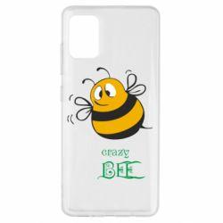 Чохол для Samsung A51 Crazy Bee