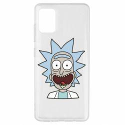 Чехол для Samsung A51 Crazy Rick