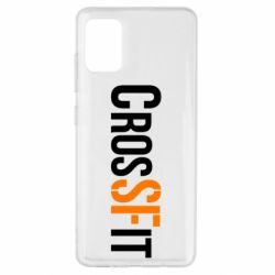 Чохол для Samsung A51 CrossFit SF
