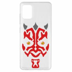 Чохол для Samsung A51 Darth Maul Face