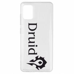 Чехол для Samsung A51 Druid Orc