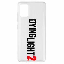 Чохол для Samsung A51 Dying Light 2 logo