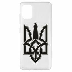 Чохол для Samsung A51 Emblem  16