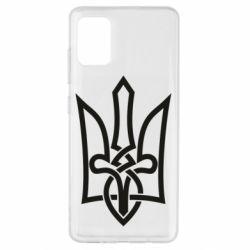 Чехол для Samsung A51 Emblem 22