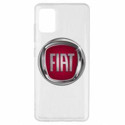 Чохол для Samsung A51 Emblem Fiat