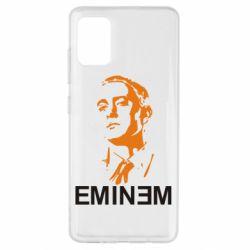 Чехол для Samsung A51 Eminem Logo