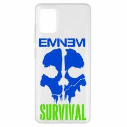 Чохол для Samsung A51 Eminem Survival