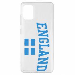 Чохол для Samsung A51 England