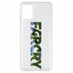 Чехол для Samsung A51 Far Cry Island
