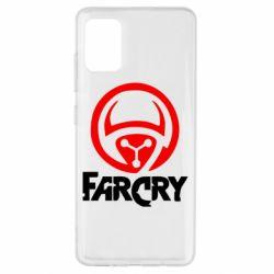 Чехол для Samsung A51 FarCry LOgo