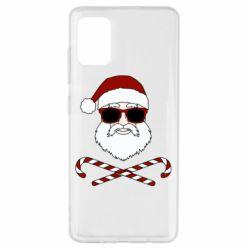 Чохол для Samsung A51 Fashionable Santa