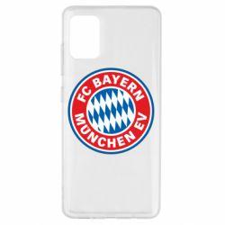 Чохол для Samsung A51 FC Bayern Munchen