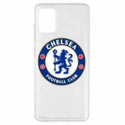 Чехол для Samsung A51 FC Chelsea