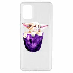 Чехол для Samsung A51 Fenech in your pocket