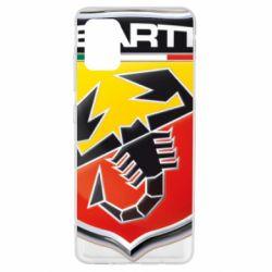 Чехол для Samsung A51 FIAT Abarth