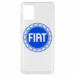 Чохол для Samsung A51 Fiat logo
