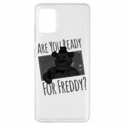 Чехол для Samsung A51 Five Nights at Freddy's 1