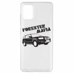 Чехол для Samsung A51 Forester Mafia
