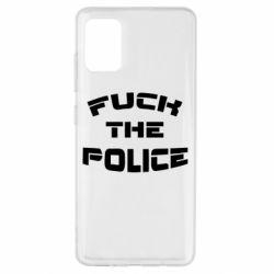 Чохол для Samsung A51 Fuck The Police До біса поліцію