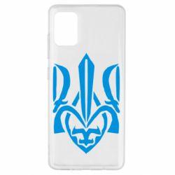 Чохол для Samsung A51 Гарний герб України