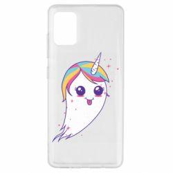 Чохол для Samsung A51 Ghost Unicorn