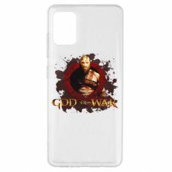 Чохол для Samsung A51 God of War