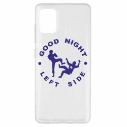 Чехол для Samsung A51 Good Night