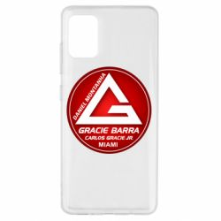 Чохол для Samsung A51 Gracie Barra Miami
