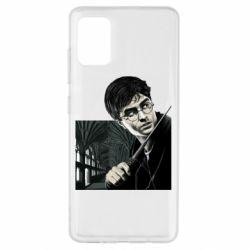 Чехол для Samsung A51 Harry Potter