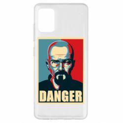 Чохол для Samsung A51 Heisenberg Danger
