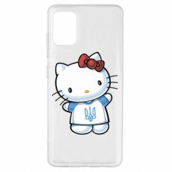 Чехол для Samsung A51 Hello Kitty UA