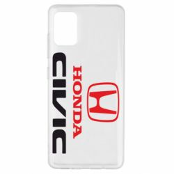 Чохол для Samsung A51 Honda Civic