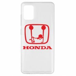 Чехол для Samsung A51 Honda