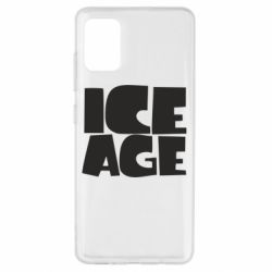 Чехол для Samsung A51 ICE ACE