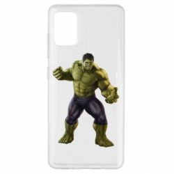 Чохол для Samsung A51 Incredible Hulk 2