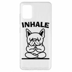 Чохол для Samsung A51 Inhale