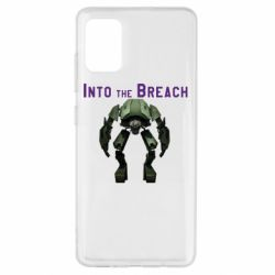 Чехол для Samsung A51 Into the Breach roboi